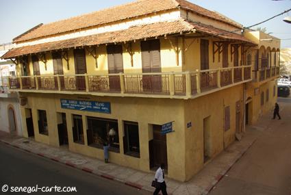 maison coloniale à saint louis